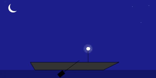 Rondom schijnend licht (rsl)